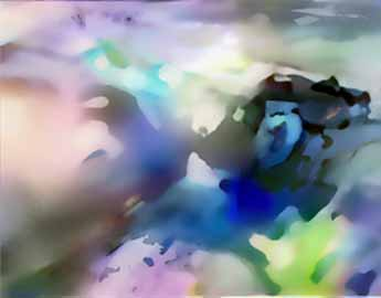 Tomas Karkalas ~ painting versus reality. 60x76cm