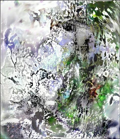 digital painting by Tomas Karkalas ~Klaipeda, Lithuania